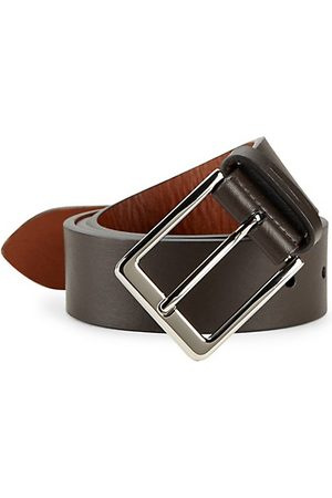 SHINOLA Men Belts - Lightning Leather Belt