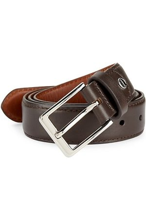 SHINOLA Men Belts - Bomb Beta Leather Belt