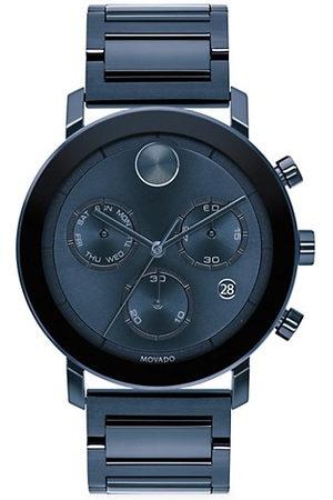 Movado Men Bracelets - BOLD Evolution Chronograph Ion-Plated Stainless Steel Bracelet Watch