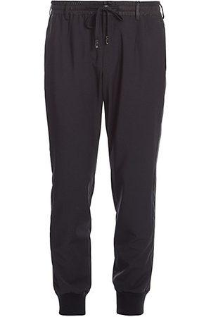 Dolce & Gabbana Men Joggers - Classic Logo Sweatpants
