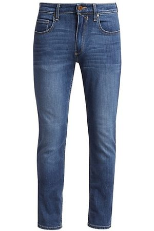 Paige Federal TRANSCEND Slim Straight-Fit Jeans