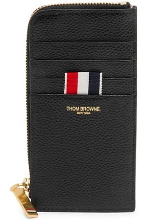 Thom Browne Men Wallets - Leather Card Case Wallet