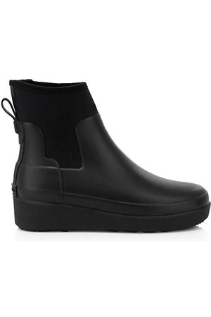 Hunter Wedge Chelsea Boots