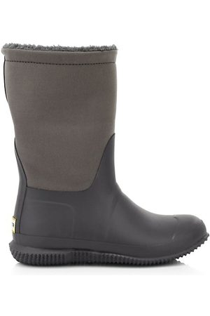 Hunter Original Faux Sherpa-Lined Boots