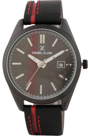 Daniel Klein Men Black Analogue Watch