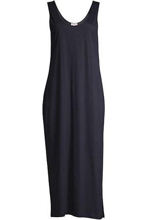 Hanro Women Pyjamas - Laura Long Tank Night Gown