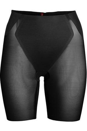 Spanx Women Underwear Shorts - Haute Contour Mid-Thigh Shorts