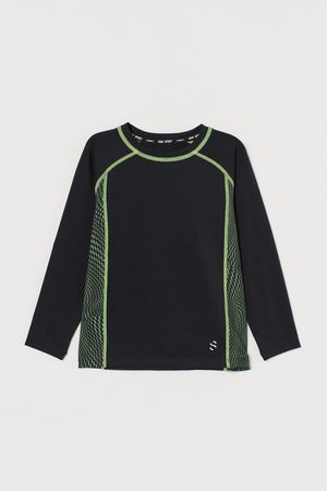 H&M Boys Tops - Long-sleeved sports top