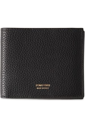 Tom Ford T Line Classic Leather Bifold Wallet