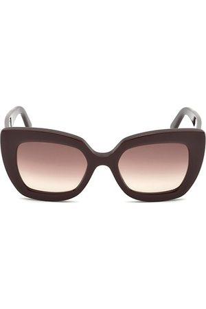 Balenciaga Soft Square Sunglasses