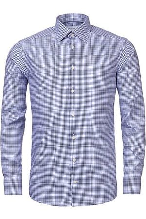 Eton Men Shirts - Contemporary-Fit Tattersall Check Shirt