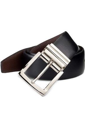 Saks Fifth Avenue Men Belts - COLLECTION Reversible Leather Belt