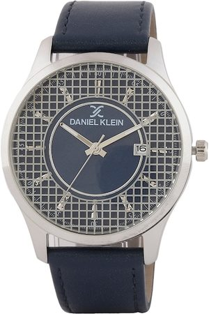 Daniel Klein Men Blue Analogue Watch DK.1.12442-3
