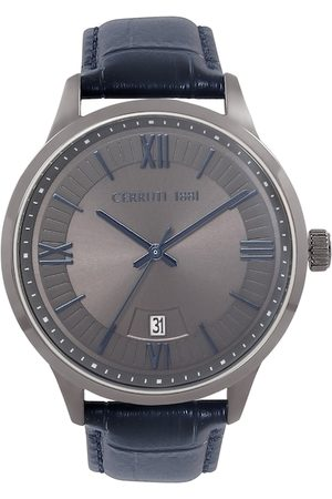 Cerruti 1881 Men Silver-Toned Analogue Watch CRA23801