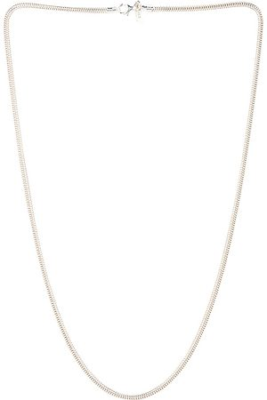 LOREN STEWART Women Necklaces - Snake Chain Necklace in Sterling
