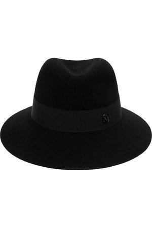 Le Mont St Michel Women Hats - Henrietta wool fedora hat