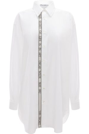 J.W.Anderson Men Casual - Oversize tape shirt