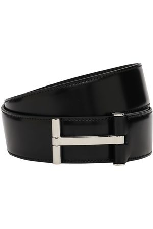 Tom Ford Men Belts - 4cm T Classic Leather Belt