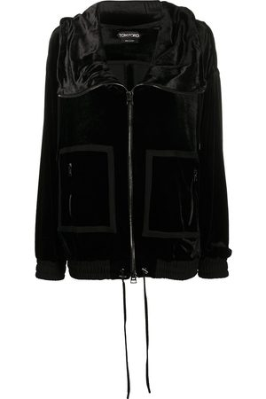 Tom Ford Oversized zip-up jacket