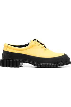 Camper Panelled lace-up shoes