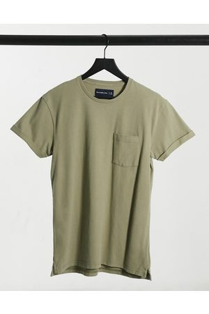 Abercrombie & Fitch Heavy weight t-shirt in mermaid