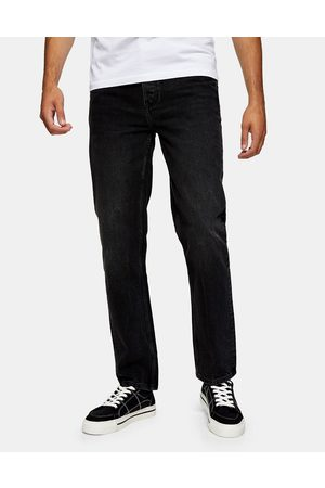 Topman Men Straight - Straight fit jeans in washed