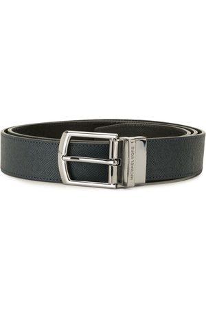 Michael Kors Embossed logo belt