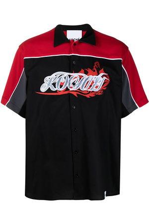 KOCHÉ Logo short-sleeve shirt