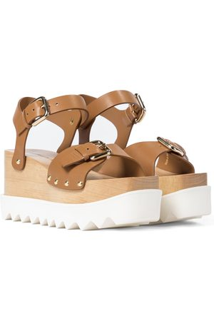 Stella McCartney Women Platform Sandals - Elyse platform sandals