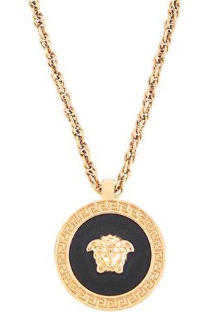 Versace Men Necklaces - Medusa Head Pendant Necklace