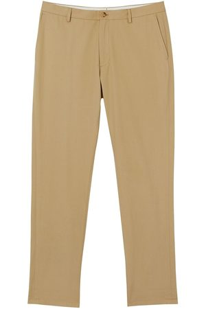 Burberry Slim-fit cotton chinos