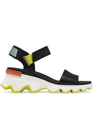 sorel Kinetic Leather Sport Sandals