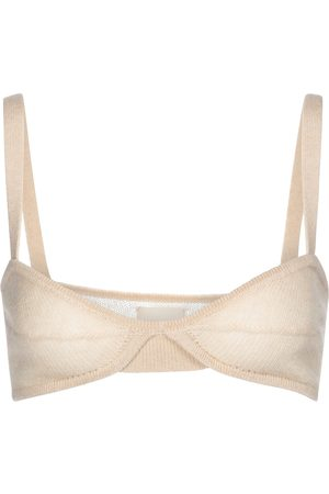Khaite Exclusive to Mytheresa – Eda cashmere bralette