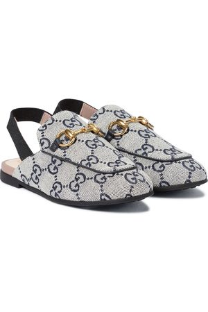 Gucci Princetown GG-jacquard slippers