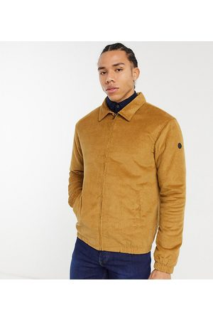 Le Breve Tall cord bomber jacket in