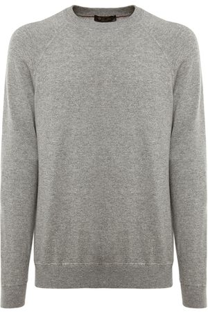 Loro Piana Fleece Silverstone Cashmere Knit Sweater