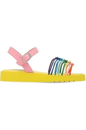 Stella McCartney Faux Leather Sandals