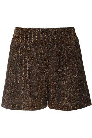 Missoni Viscose Blend Knit Mini Shorts