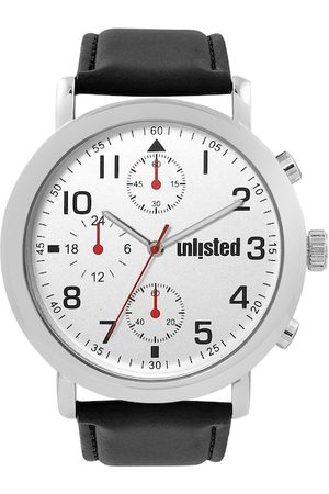 UNLISTED A KENNETH COLE PRODUCTION Men White Analogue Watch 10032023