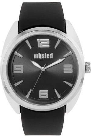 UNLISTED A KENNETH COLE PRODUCTION Men Black Analogue Watch 10032063