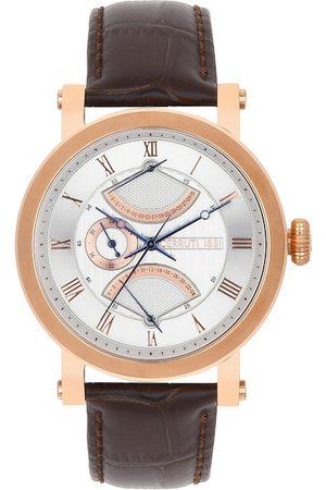 Cerruti 1881 Men Silver-Toned Analogue Watch CRA24601