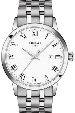 Tissot Men Watches - Men White Analogue Watch T1294101101300