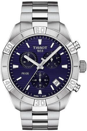Tissot Men Navy Blue Analogue Watch T1016171104100