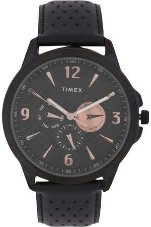 Timex Men Black Analogue Watch TWEG16517