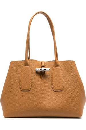 Longchamp Roseau shopper tote