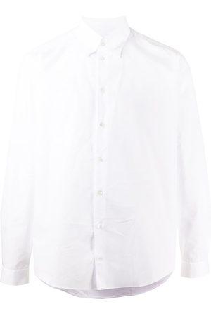 MACKINTOSH Pointed-collar tailored shirt