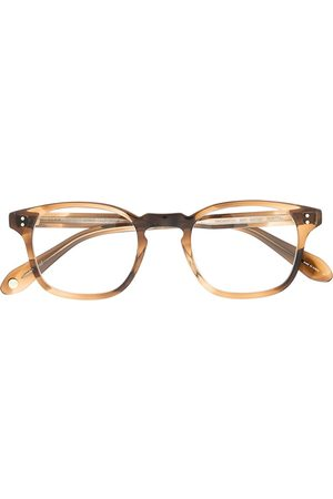 GARRETT LEIGHT Square frame glasses