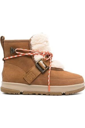UGG Weather Hiker sheepskin boots