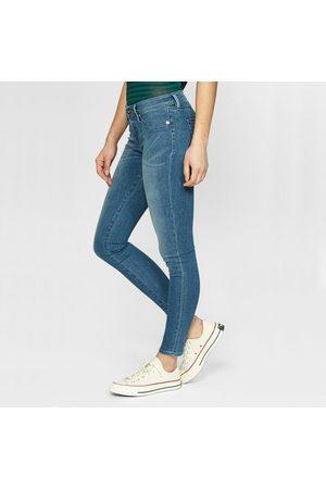 Denham Spray Mid Rise Skinny Jeans