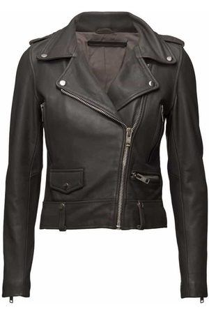 MDK / Munderingskompagniet Seattle Cow Leather Jacket - Grey